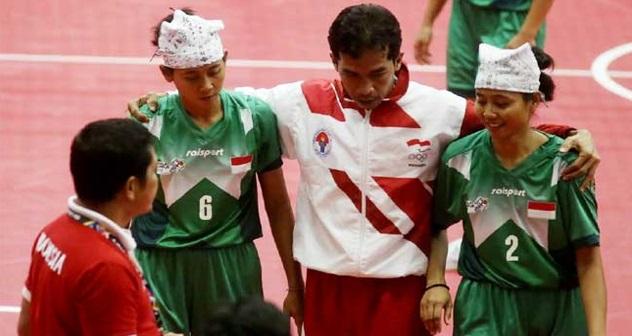 Pasukan Indonesia keluar gelanggang dakwa pengadil berat sebelah