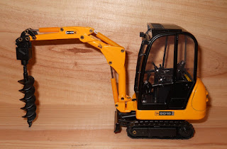 J.C. Bamford Excavators Limited scale model