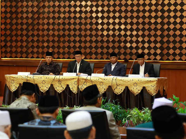 Pemerintah Tetapkan 1 Syawal 1440 Hijriah Jatuh pada Rabu, 5 Juni 2019