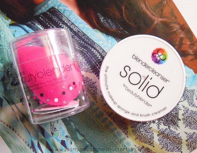 Beauty Blender and Blender Cleanser Solid