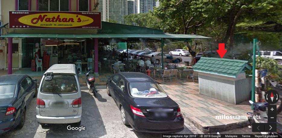 Restoran Nathan's Corner