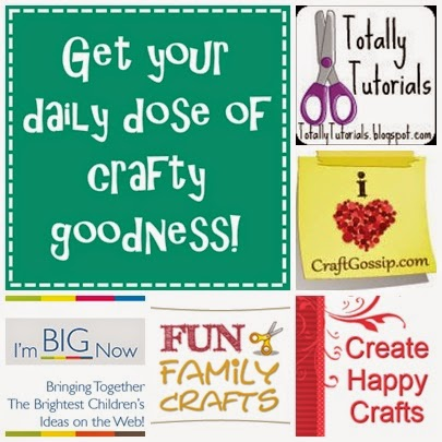 5 great sites for daily craft patterns, projects, tutorials, ideas and inspirations