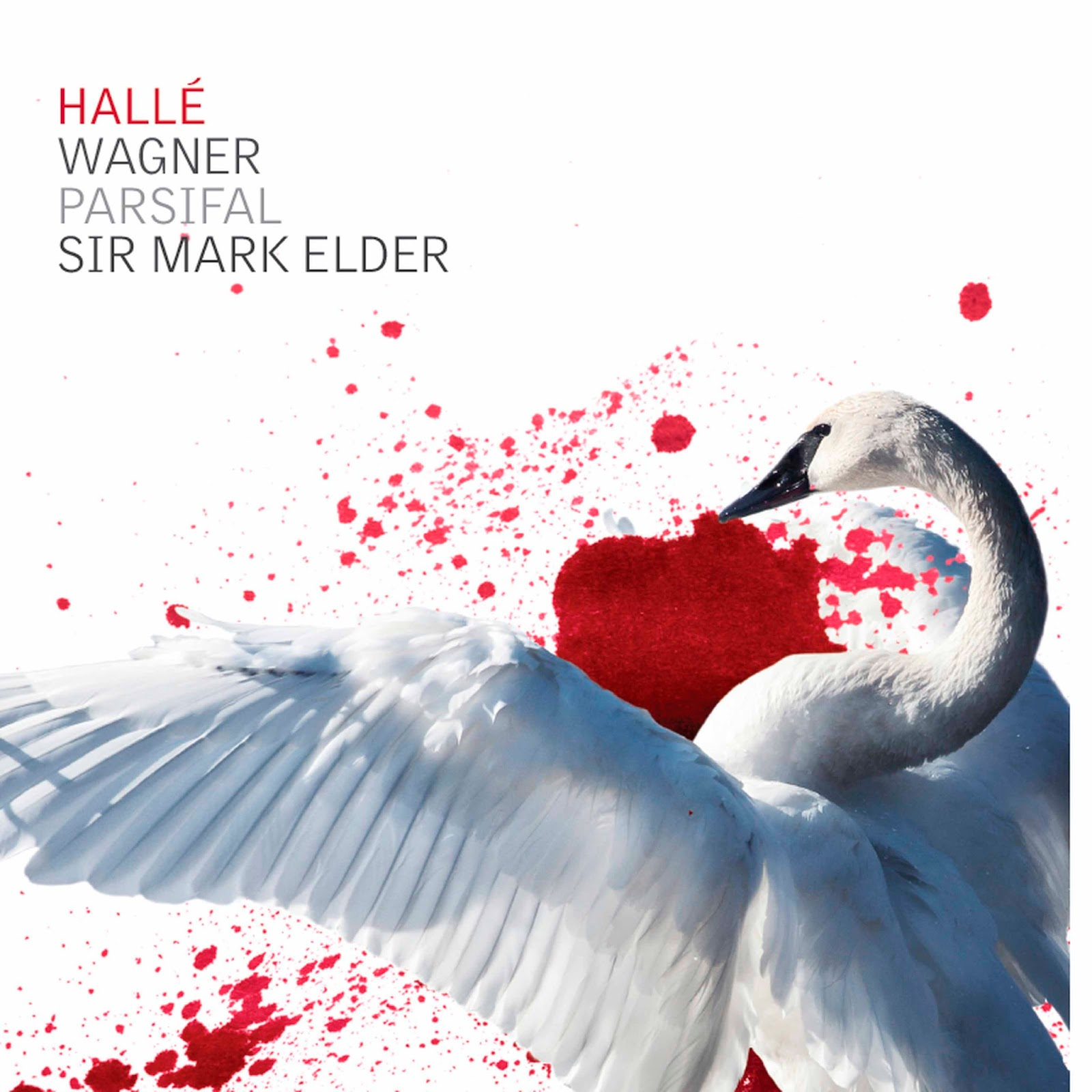 IN REVIEW: Richard Wagner - PARSIFAL (Hallé CD HLD 7539)