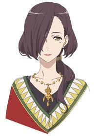 Nanako Mori como Angelica