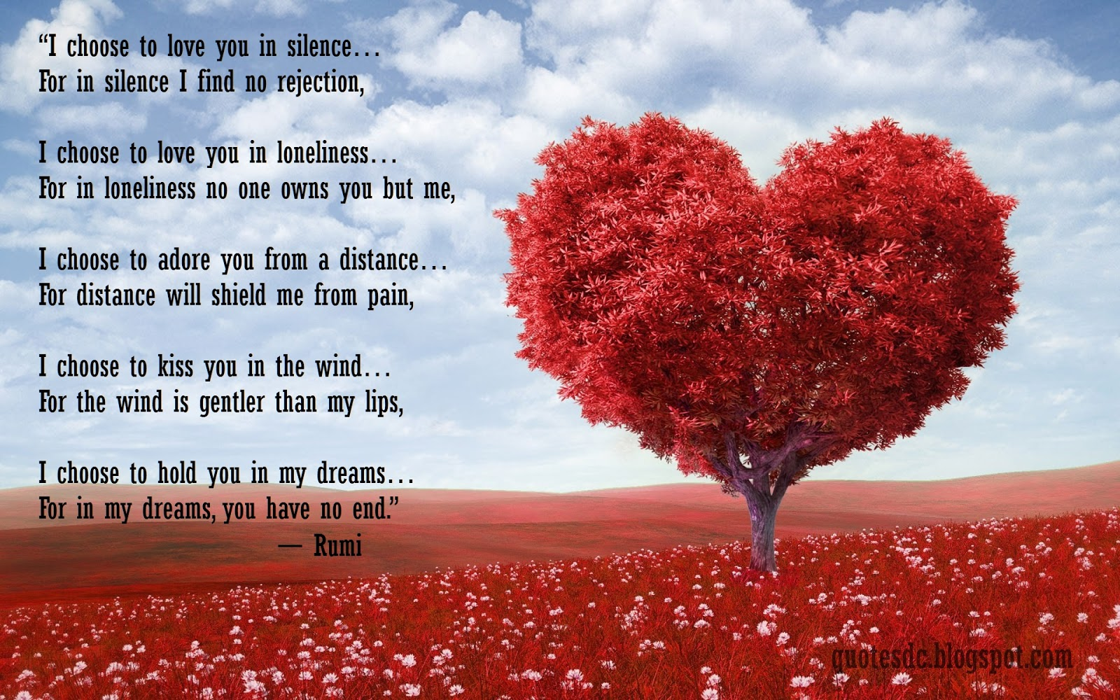Rumi Love Quotes 10 Inspiring Quotes Of Rumi On Love & Life  Quotes Dc