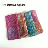 Two Pattern Square