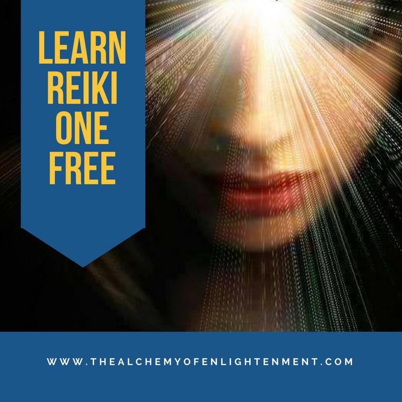 the alchemy of enlightenment free reiki i attunement healing