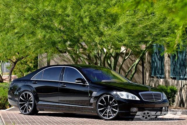 2011 Mercedes S550 >> Mercedes-Benz W221 S550 Lorinser on Gianelle Cuba-10 | BENZTUNING