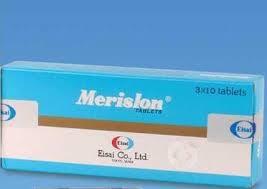 Merislon Obat Apa