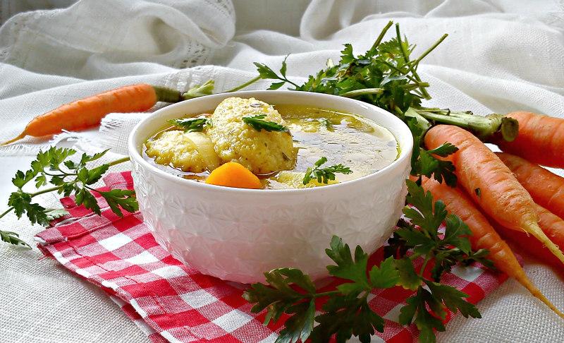Domaćica za vas: Supa bez mesa