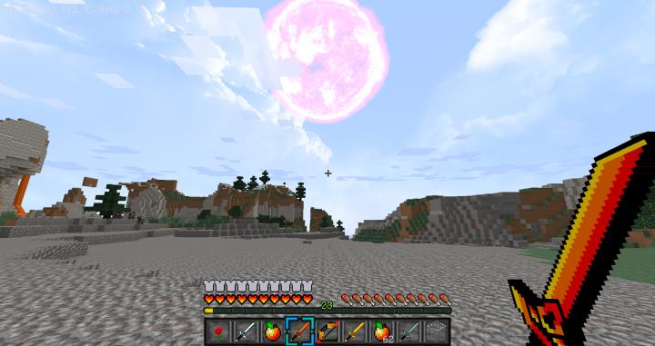 Скачать текстур пак пвп для Minecraft 1.8 | VK