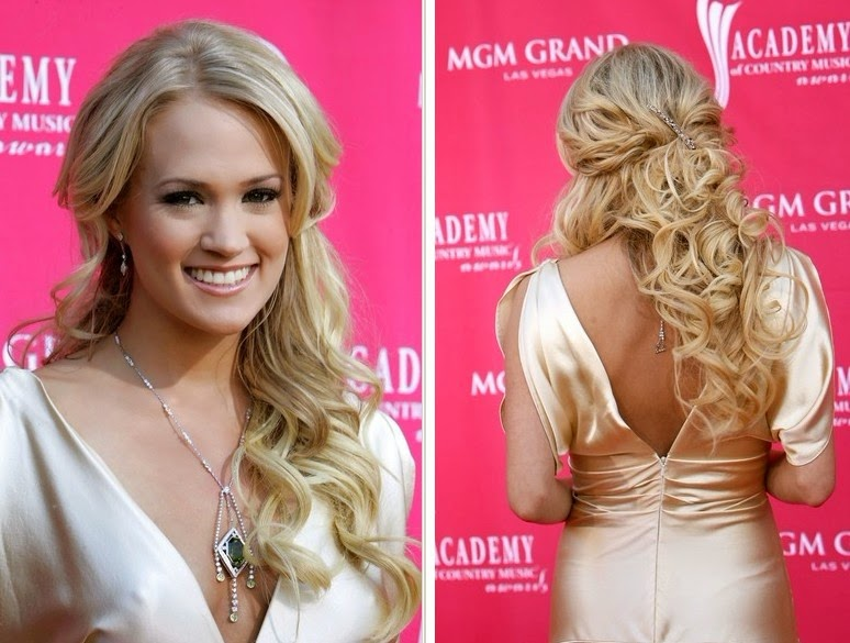 Fantastic Hairstyles For Prom Half Up Half Down Hairstyles For Women Short Hairstyles Gunalazisus