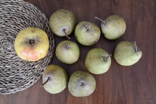 Mermelada de peras