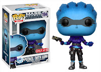 Funko Pop! Peebee with gun