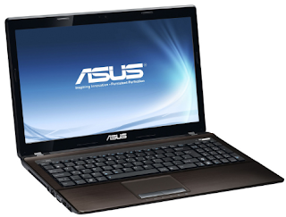 Asus K53SV Driver Download for Windows 7 64-bit