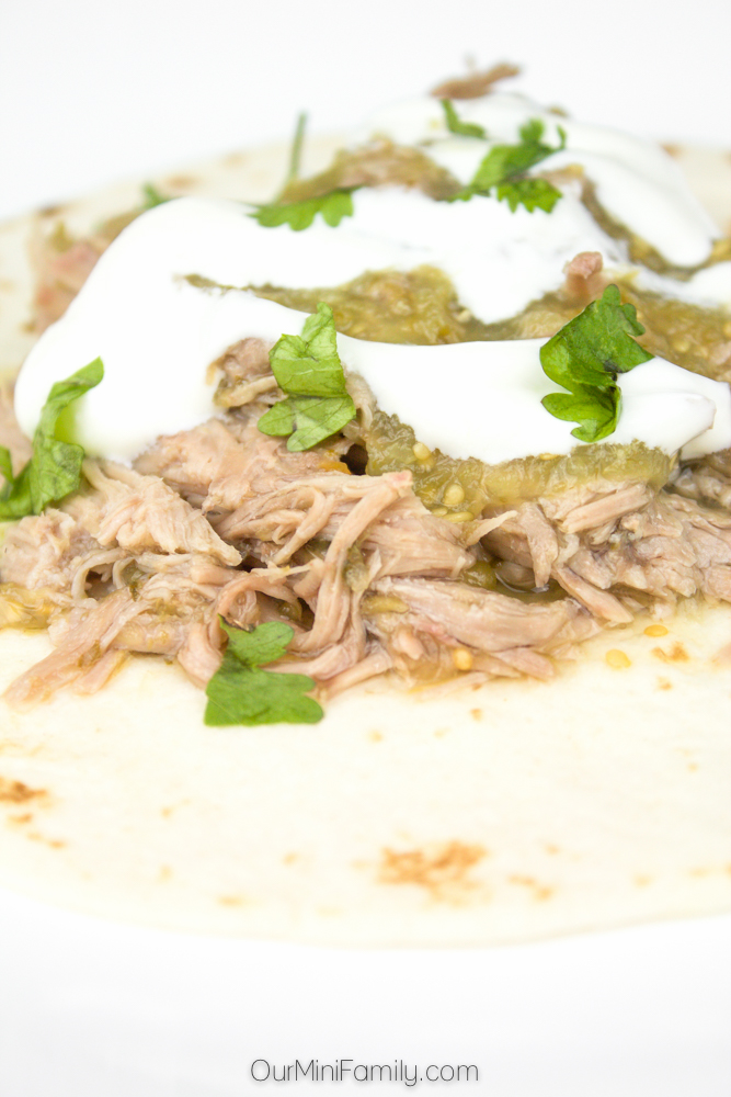 Slow Cooker Salsa Verde Carnitas (and $1,000 sweepstakes ...