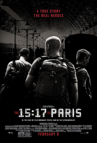 The 15:17 to Paris (BRRip 1080p Dual Latino / Ingles) (2018)