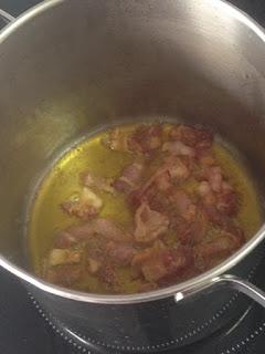 Freír bacon