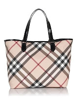 One Year With My Dream Handbag - Burberry Nickie tote bag