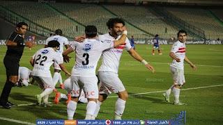 بث مباشر   متابعه ومشاهده مباراه الزمالك والنصر اليوم 22-2-2018 فى الدوري المصري