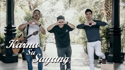 Lirik Lagu Eclat - Karna Su Sayang (Cover)