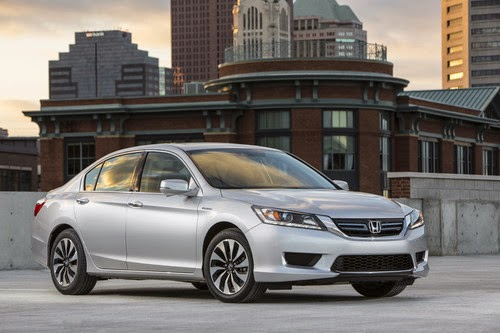50 Mpg Honda Accord Hybrid Named To Kbb S 10 Best Green Cars List For Second Year In A Row