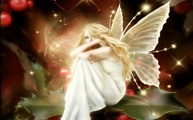 Christmas Angel HD Wallpapers Download Free