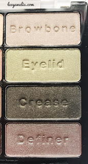 Wet n Wild Color Icon 8 Eyeshadow Palette Comfort Zone review