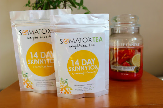 SOMATOX TEA [ Weight loss tea] 14 DAY Skinnytox