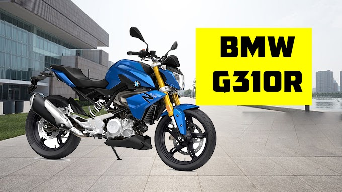 BMW G310R and G310GS First Review 2018