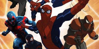 Phim Ultimate Spiderman Season 3