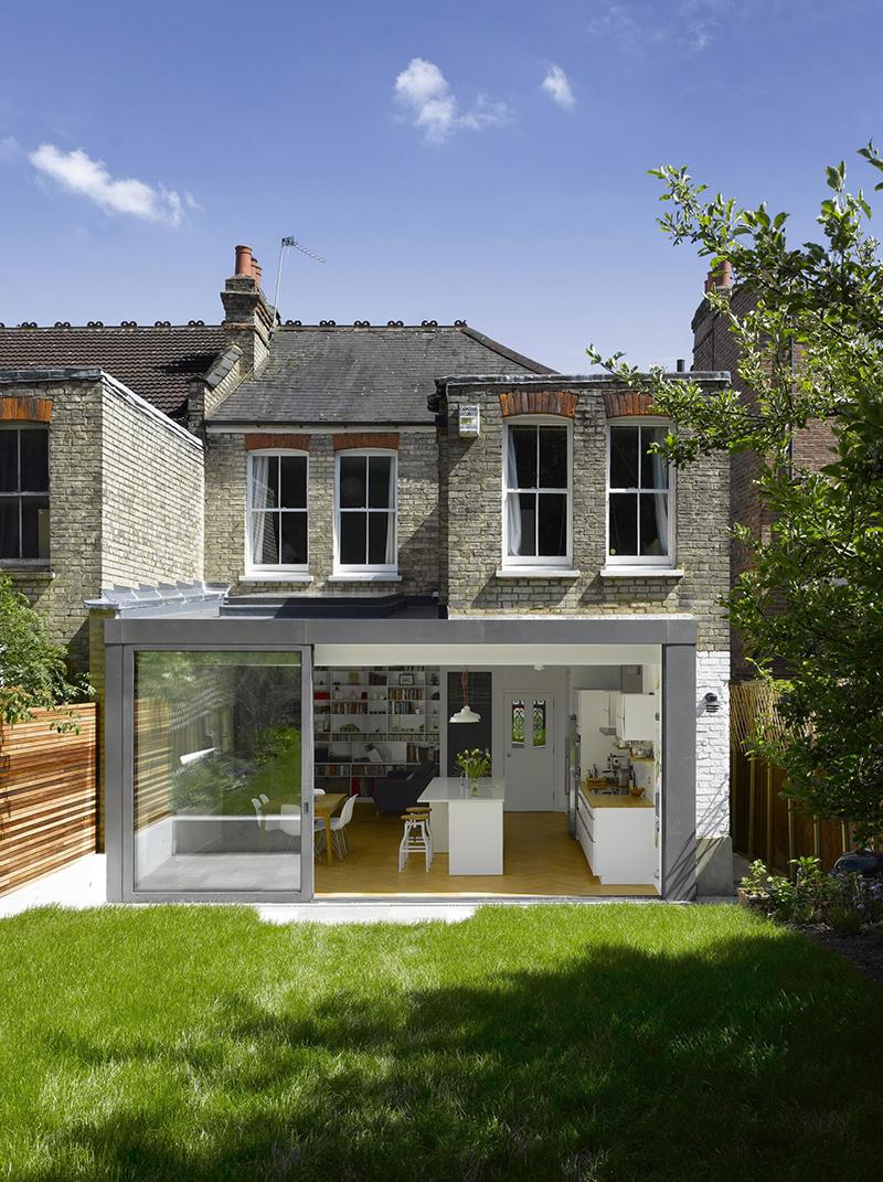 - Ampliamento casa con veranda ...