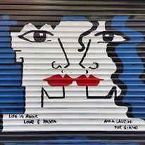anna laurini street art