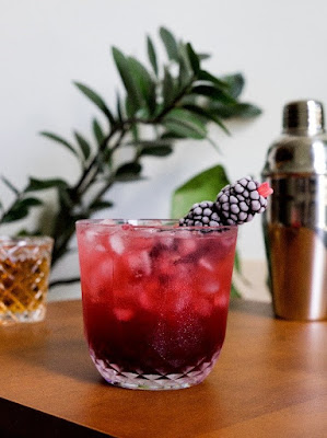 Best Dressed Blackberry Cocktail Recipe