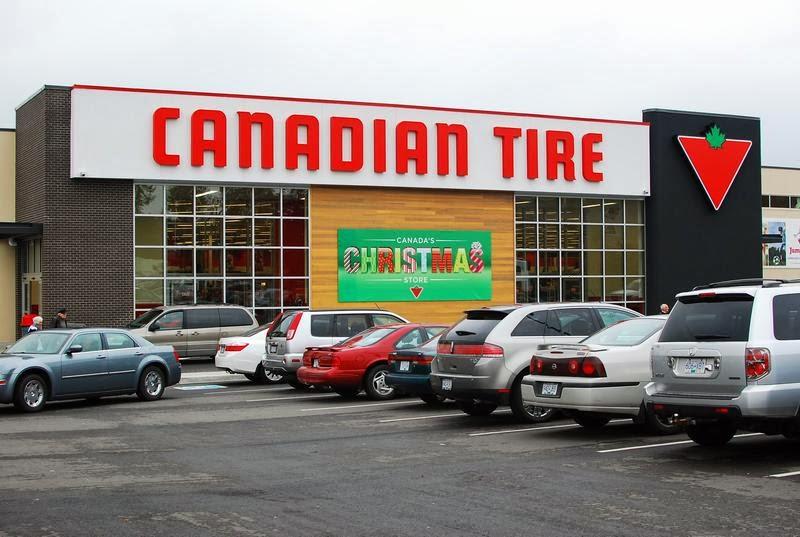 Nanaimo-Info-blog: Nanaimo Canadian Tire Re-Opening