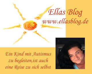 """Auf """"Ellas Blog"""" schreibt Silke regelmäßig über ihre Erfahrungen mit Autismus."""