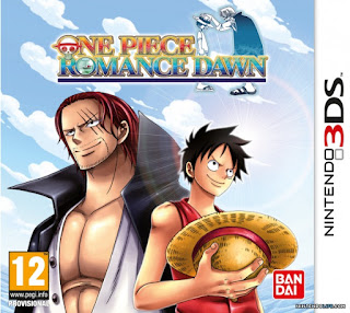 One Piece: Romance Dawn USA 3DS GAME [.CIA]