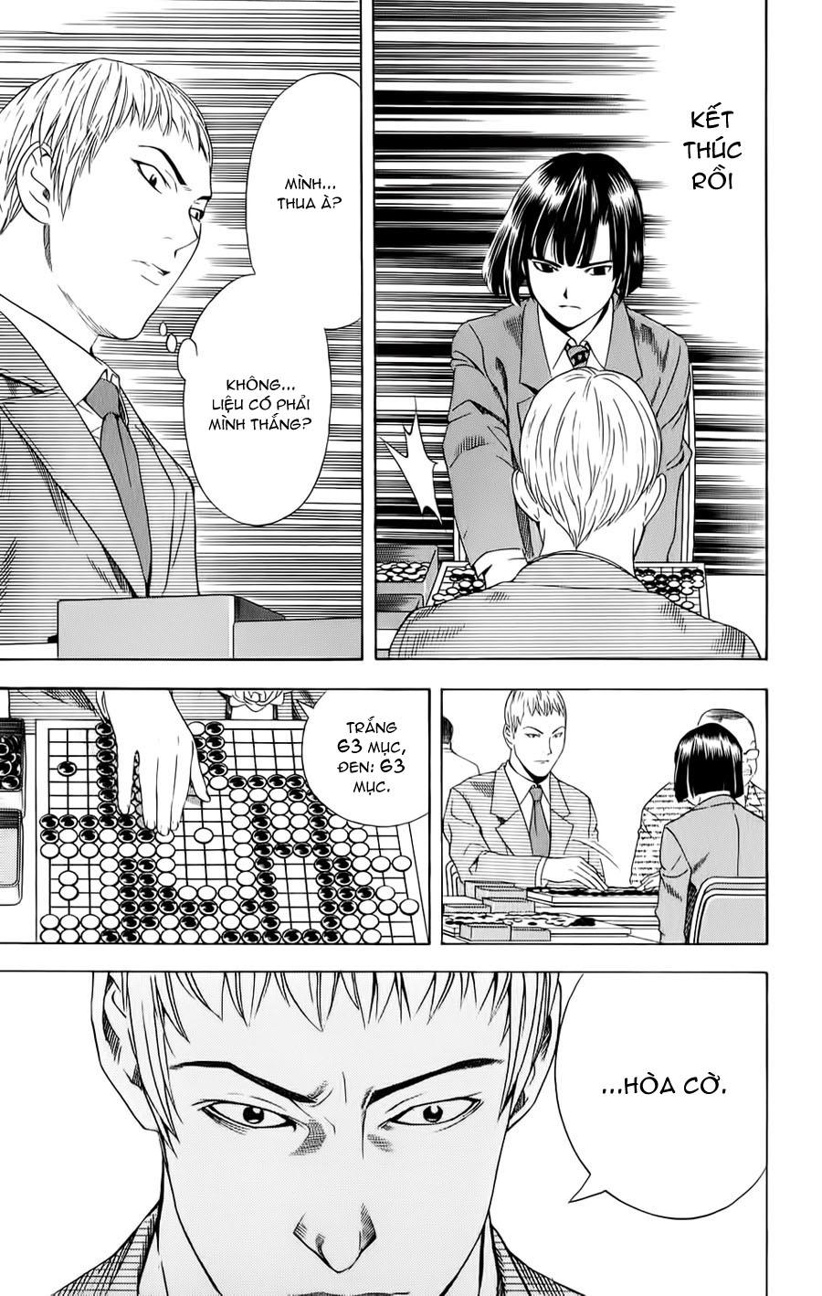 Hikaru No Go hikaru no go chap 72 trang 14