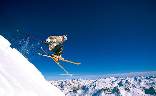 How to Get Over Your Fear of Skiing
