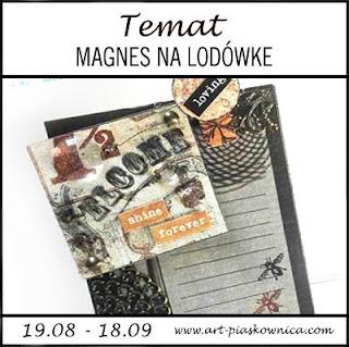 TEMAT - magnes
