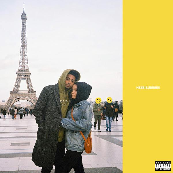 Amine - Heebiejeebies (feat. Kehlani) - Single Cover