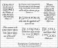 ODBD Scripture Collection 3