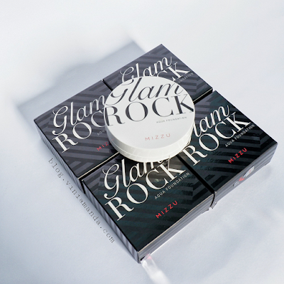 Mizzu Glam Rock Aqua Foundation All Shades Review