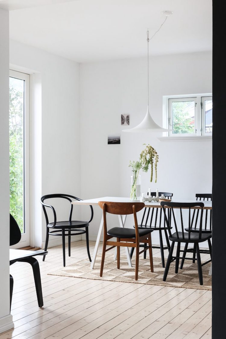 A Beautifully Pared-back Norwegian Hillside Home