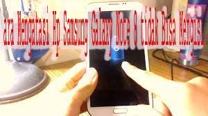 Cara Mengatasi Hp Samsung Galaxy Note 8 tidak Bisa Mengisi
