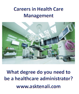 Careers with Bachelors in Healthcare Administration