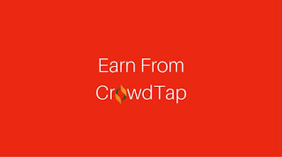 Earn rewards and free samples from crowdtap