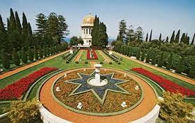 Jardins Bahai em Haifa