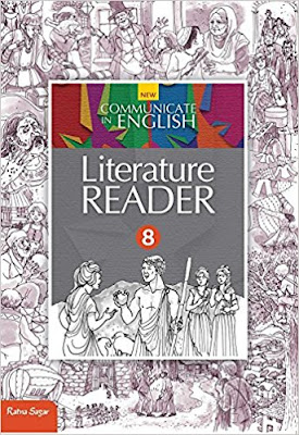 Download Free Literature Reader Interact in English - Class 10 Book PDF