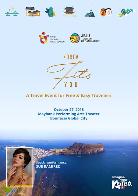 Korea Fits You: A travel event for free and easy travelers